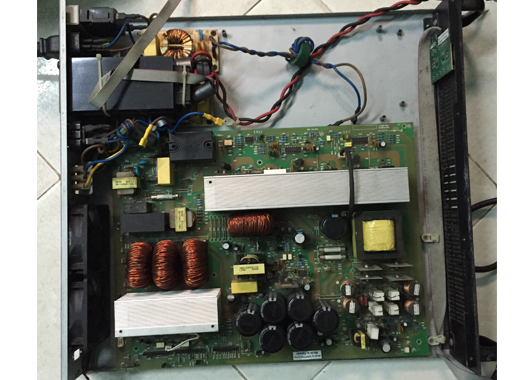 Sửa chữa UPS Santak Online C3K (C3KR)